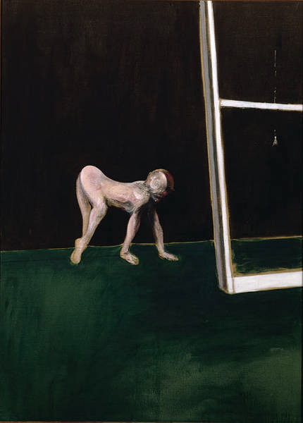 francis-bacon-paralytic-child-walking-on-all-fours-from-muybridge-1961
