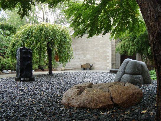 Noguchi Museum garden