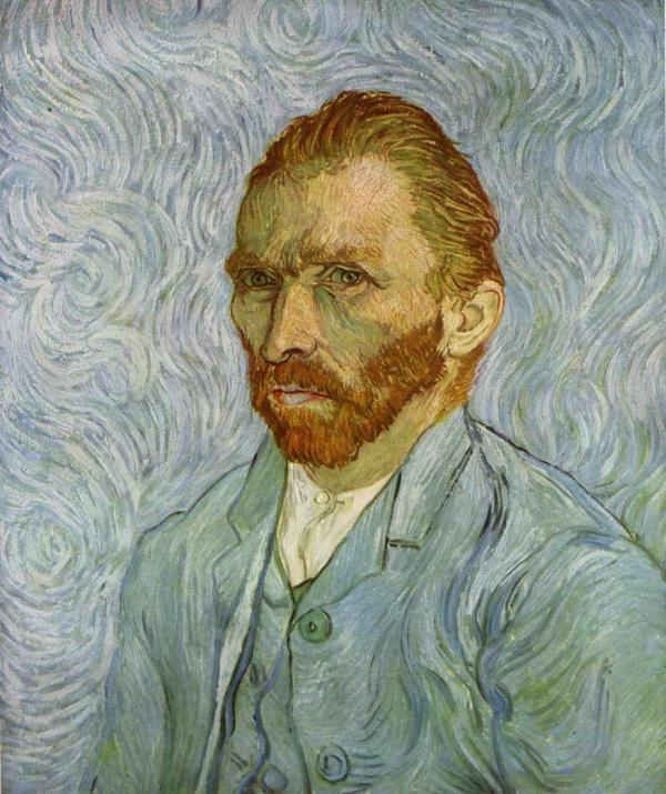 Vincent Van Gogh - Self Portrait 14