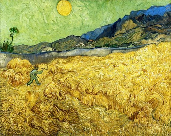 wheat-field-with-reaper-and-sun-1889