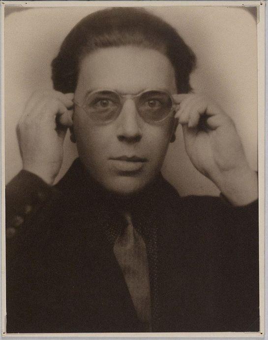 André Breton, 1924.