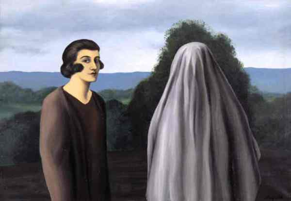 Rene Magritte, The Invention of Life, 1928.