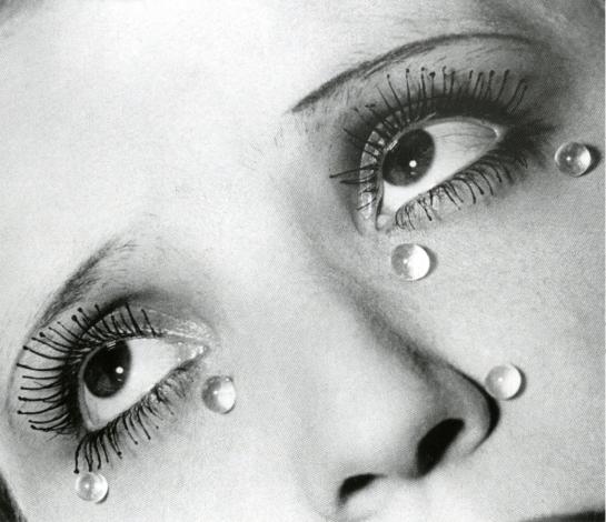Man Ray, Les Lames, 1932.