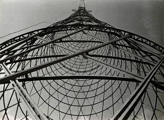 Alexander Rodchenko, Shukhov Tower, 1929.