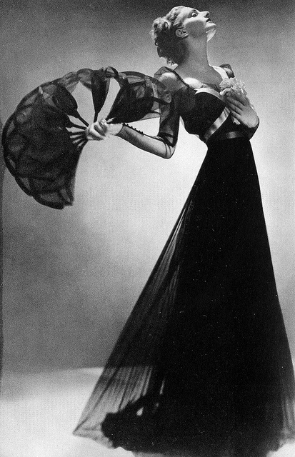 Man Ray for Harper's Bazaar, 1936.